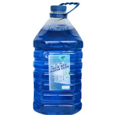EcoLux средство для мытья стекол с нашатырным спиртом 5л