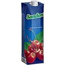 Sandora Нектар  Вишневый 1л