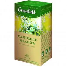 Чай Greenfield - Camomile Meadow 25*2 г