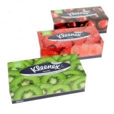 Салфетки в коробке Kleenex купить Харьков бесплатная доставка в офис