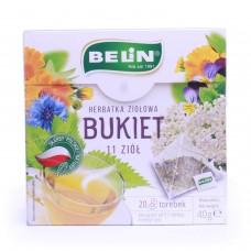 Чай травяной Belin Букет 11 трав 20пак