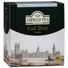 Ahmad чай Earl Gray 100 пак.