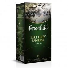 Чай Greenfield - Earl Grey Fantasy 25пак