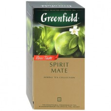 Чай Greenfield - Spirit Mate 25пак