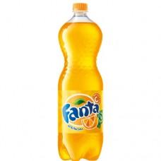 Fanta апельсин напиток 1 л