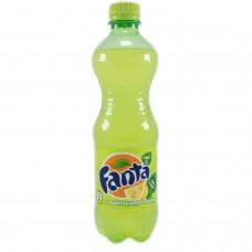Fanta лимон напиток  0,5 л