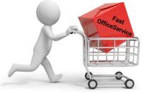 FastOfficeService - это комплексная доставка товаров в офис.